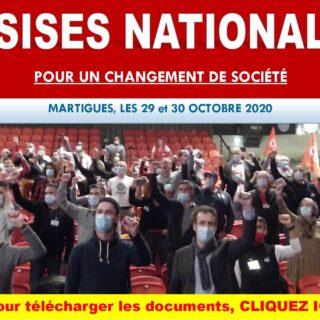 ASSISES DE LA RIPOSTE GÉNÉRALE-MARTIGUES LES 29 ET 30 OCTOBRE 2020